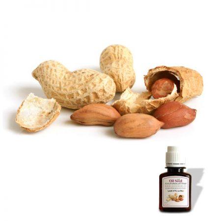 روغن بادام زمینی | روغنهای خاص گیاهی خالص